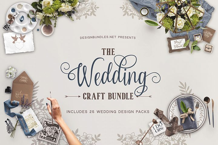 The Wedding Craft Bundle