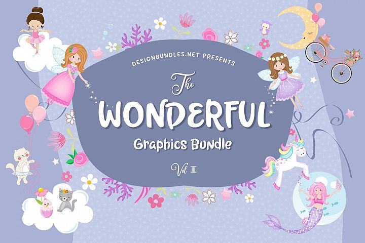 The Wonderful Graphics Bundle III