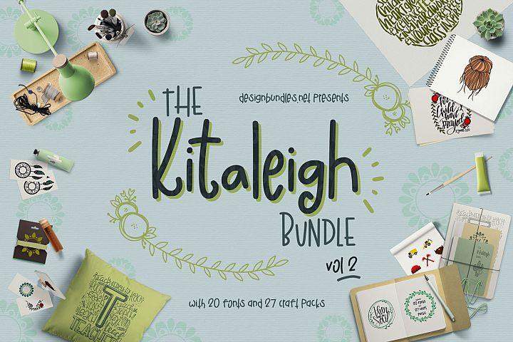 The Kitaleigh Bundle Volume II