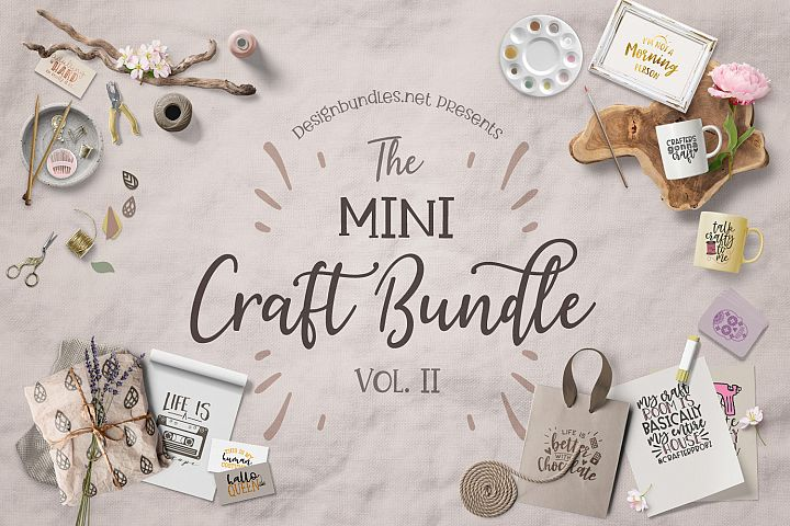 The Mini Craft Bundle II