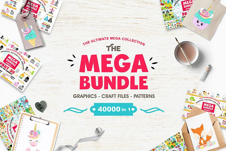 The Mega Design Bundle