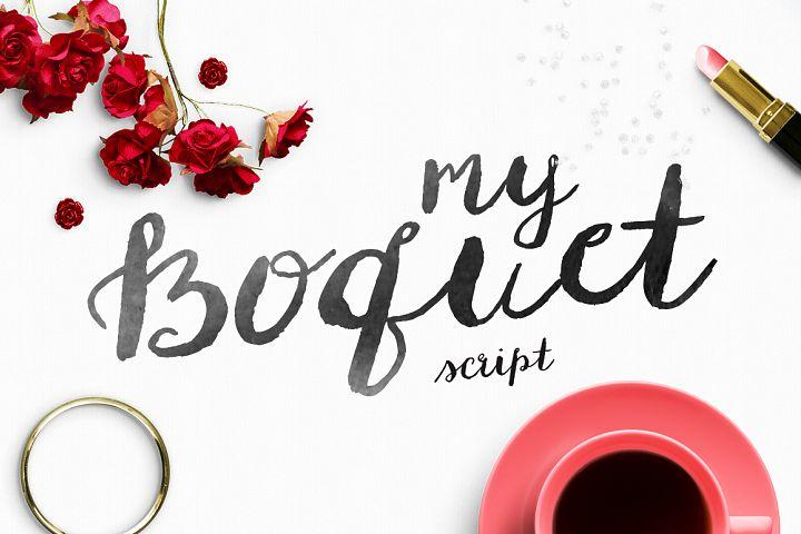 My Boquet Script