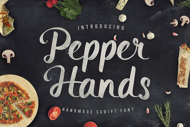 Pepper Hands