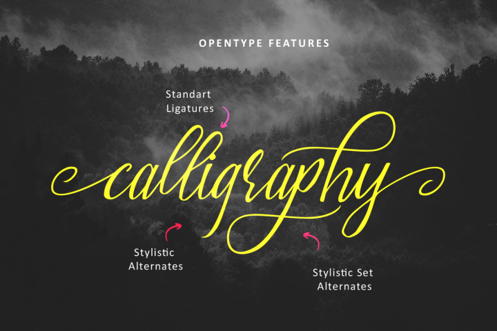 Brightside Typeface - Free Font of The Week Design1