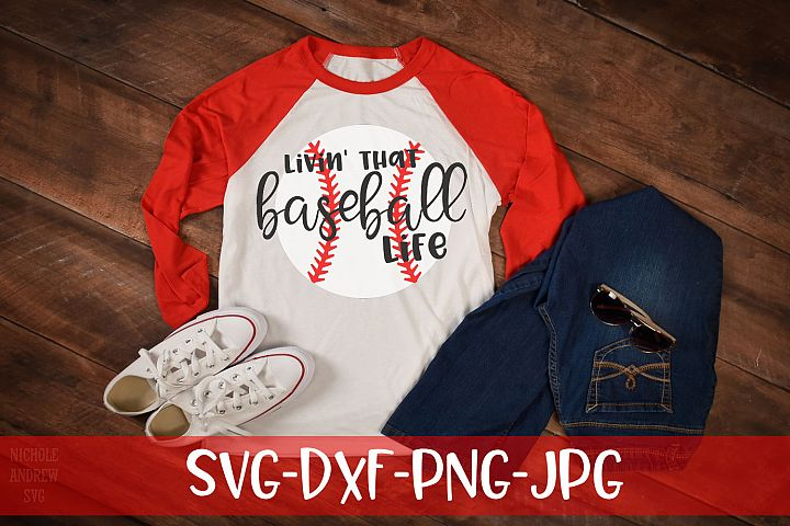 Livin that baseball life, Baseball, SVG