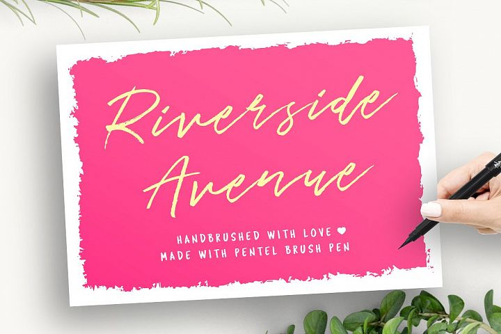 Riverside Avenue