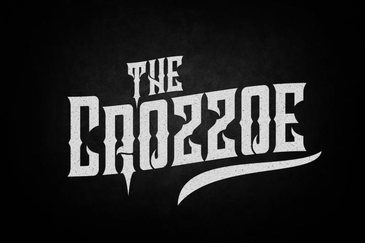 Crozzoe Typeface