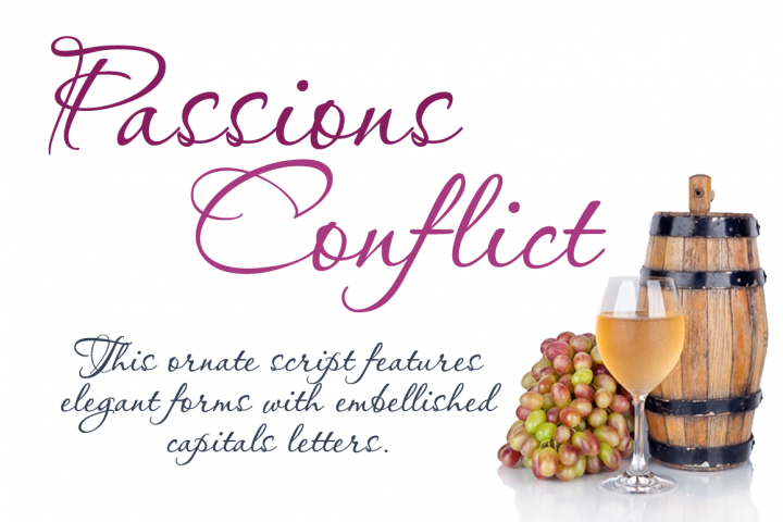 Passions Conflict - Part of the Amazing Scripts Bundle!