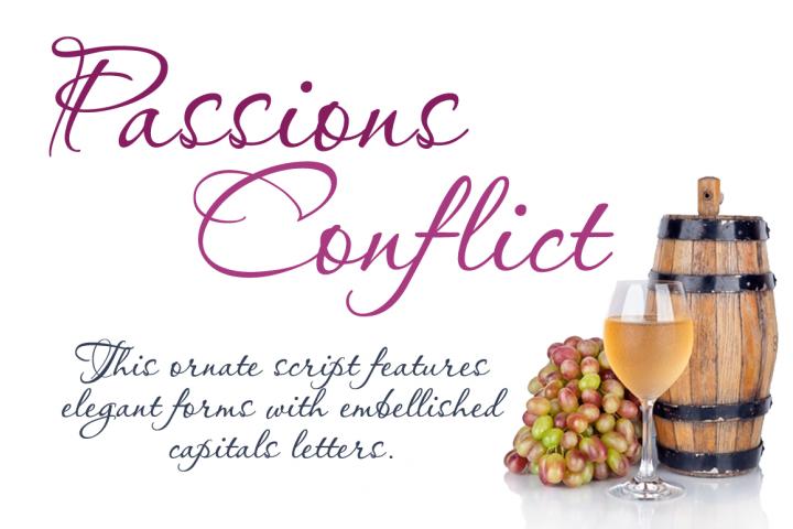 Passions Conflict - Part of the Amazing Scripts Bundle!