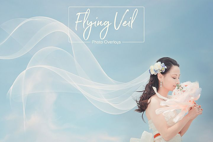 Flying Veil Overlays