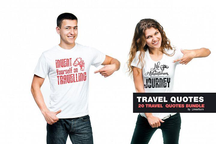 Travel Quotes Vol 01