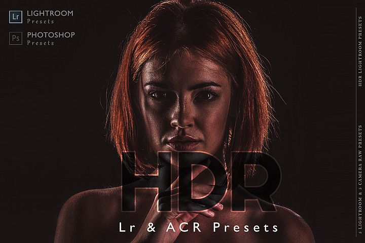 HDR Lr and ACR Presets