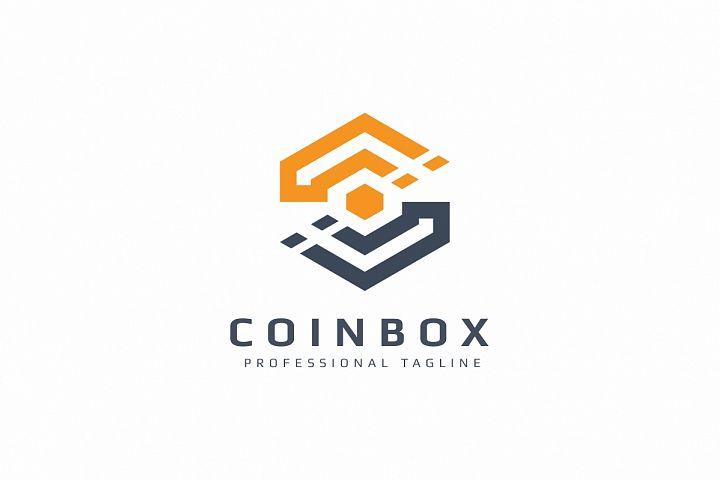Coinbox C Letter Logo