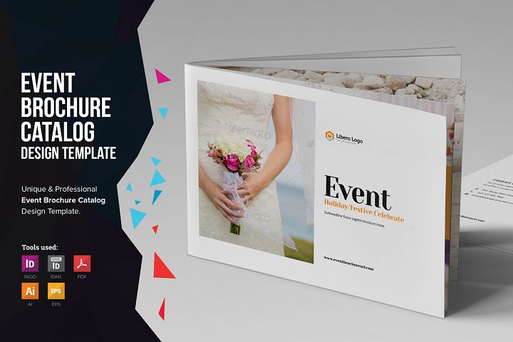 Event Brochure Catalog v1