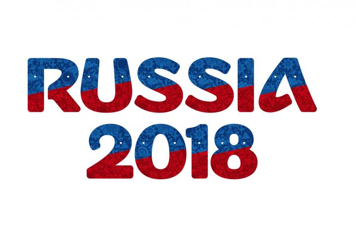 Russia Font 2018