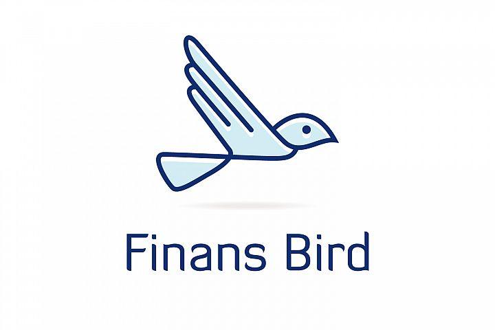 Finance Bird Logo