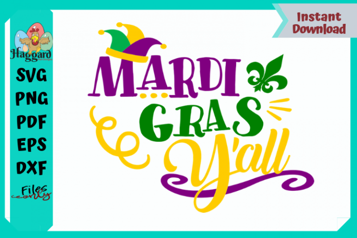 Mardi Gras Yall