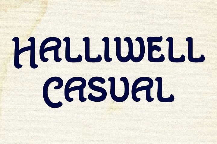 Halliwell Casual