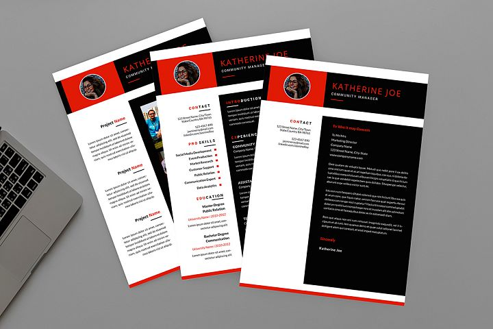 CV Top Resume Designer