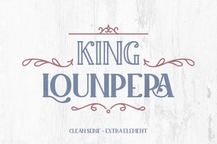King Lounpera