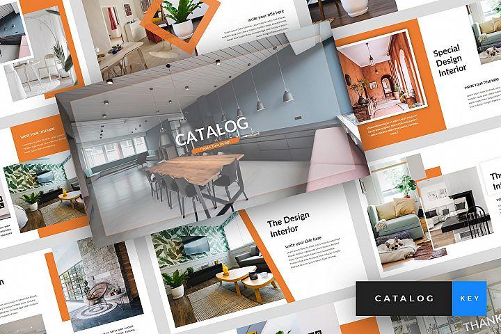 Catalog - Furniture Keynote Template