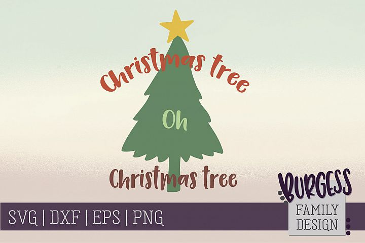 Christmas bundle | SVG DXF EPS PNG example 1
