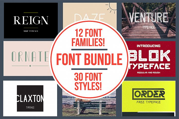 Typeface Bundle