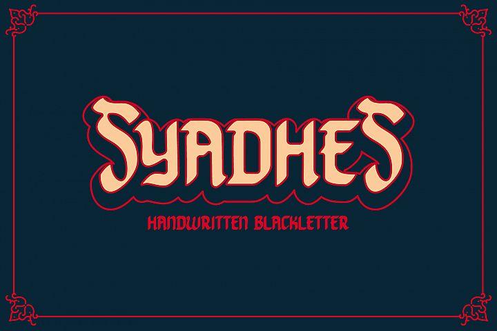 Syadhes + Extras