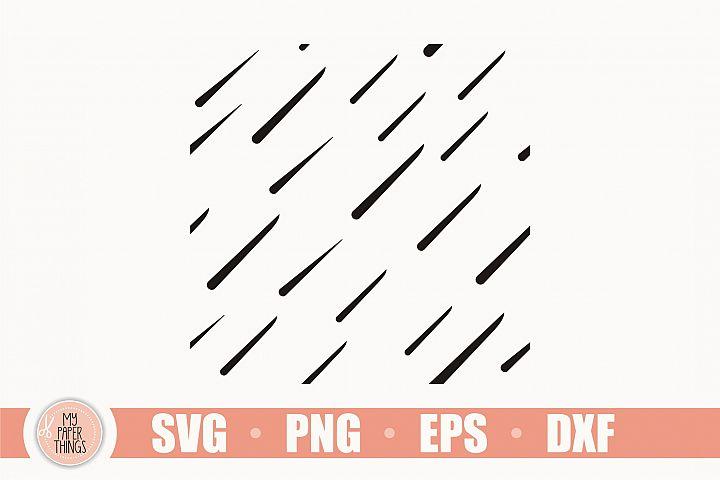 Rain drops pattern svg, Seamless Pattern SVG
