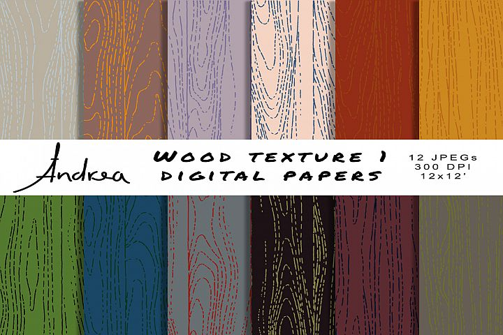 Wood texture 1 | digital papers
