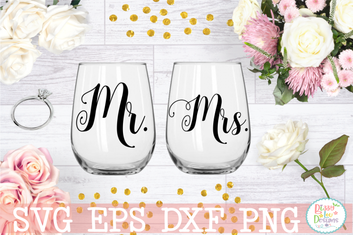 Mr. and Mrs. SVG Cutting files