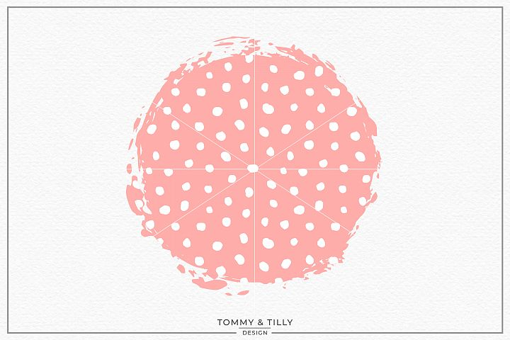 Spotty Background- Sublimation PNG Clipart