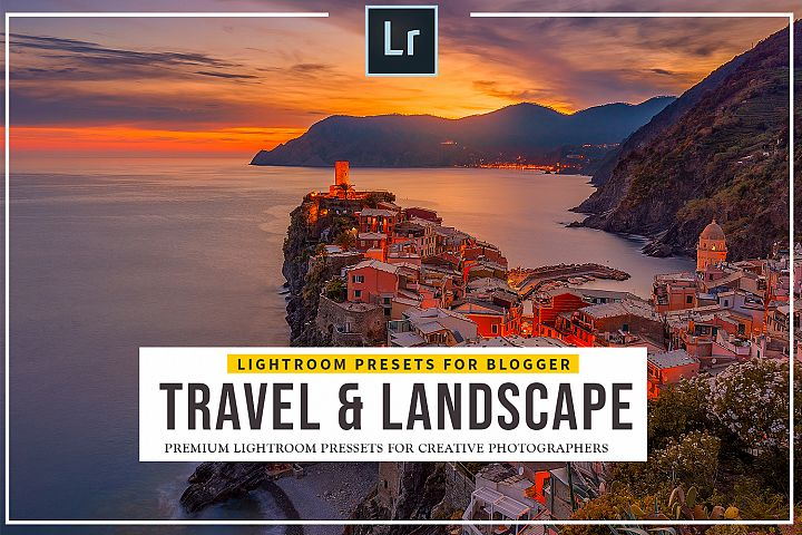 30 Travel & Landscape Presets
