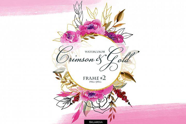 Crimson and Gold. Frame #2