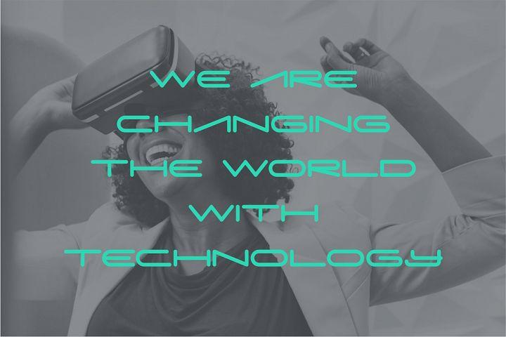 Digitechno - Futuristic Font | Free Font Download