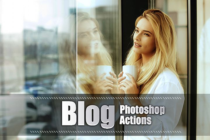 35 Blog Photoshop Actions