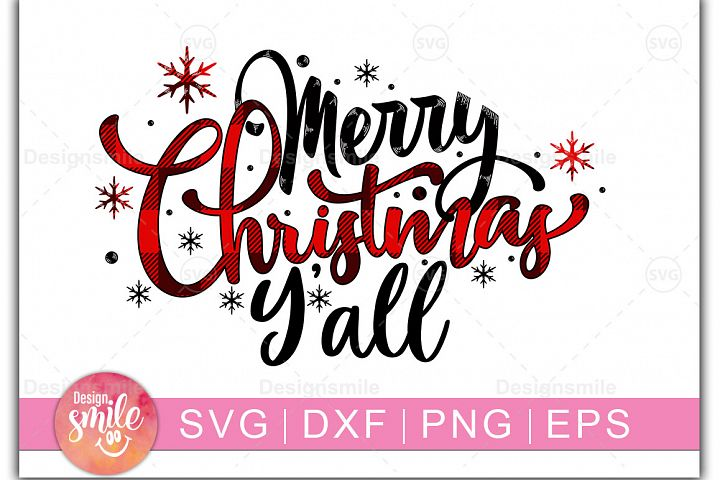Christmas svg|Merry Christmas yall SVG