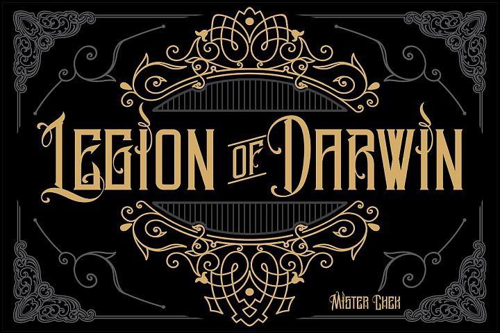 Legion Of Darwin