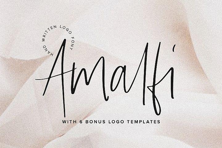Amaro | Script 6 Free Logos