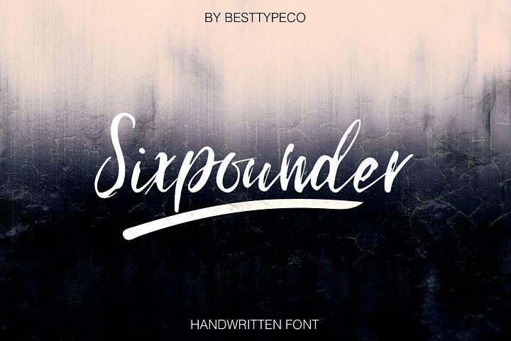 Sixpounder example image 2