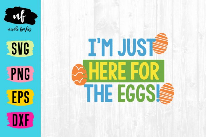 Easter Egg Hunt SVG Cut File