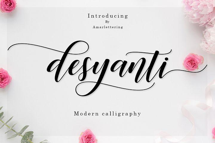 Desyanti Script