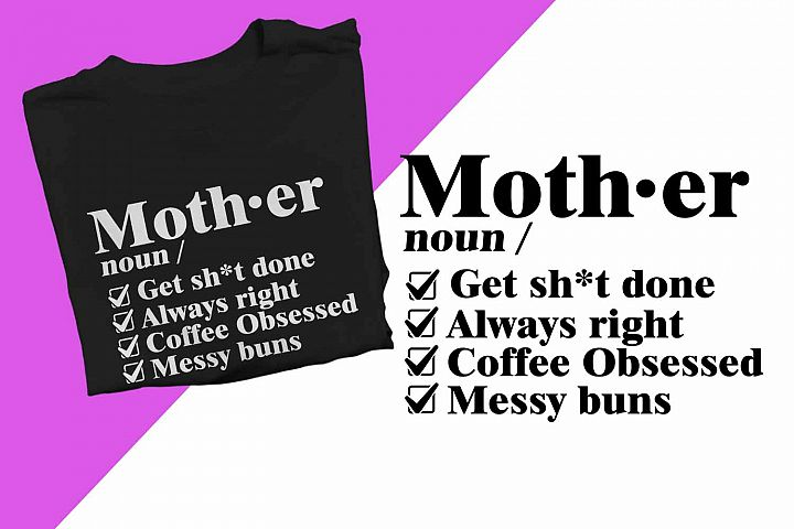 Mother Printable