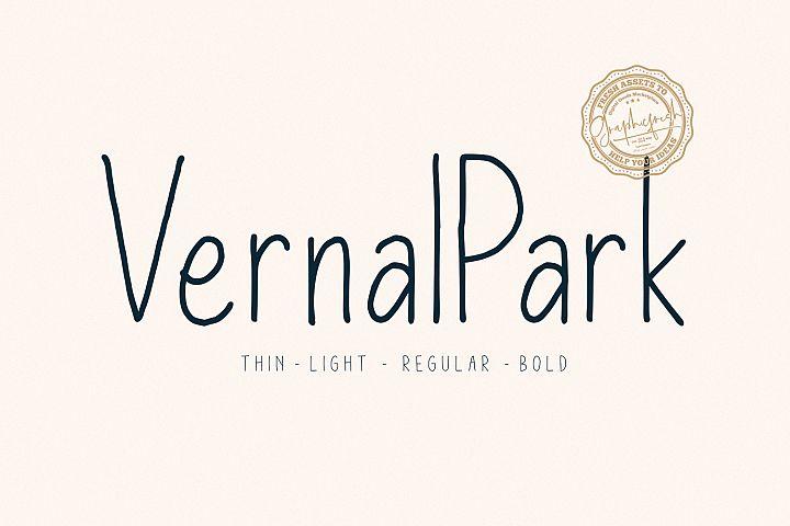 Vernal Park