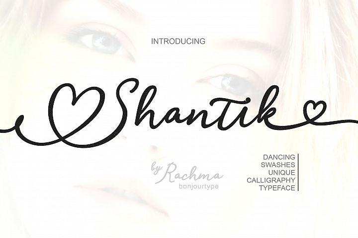 Shantik Script