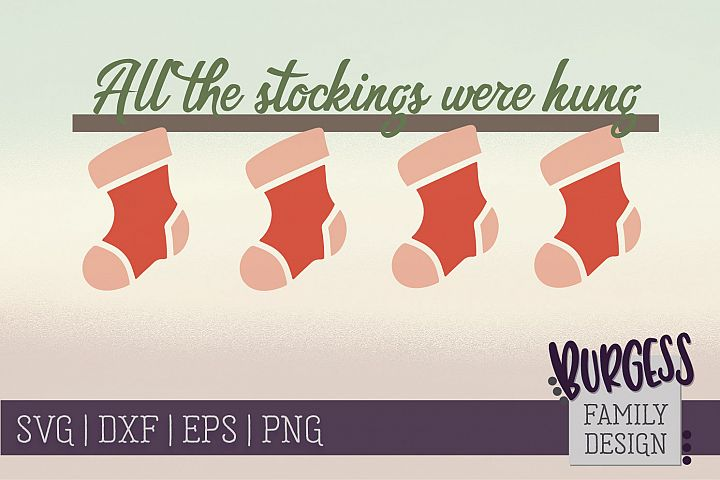 Christmas bundle | SVG DXF EPS PNG example 2