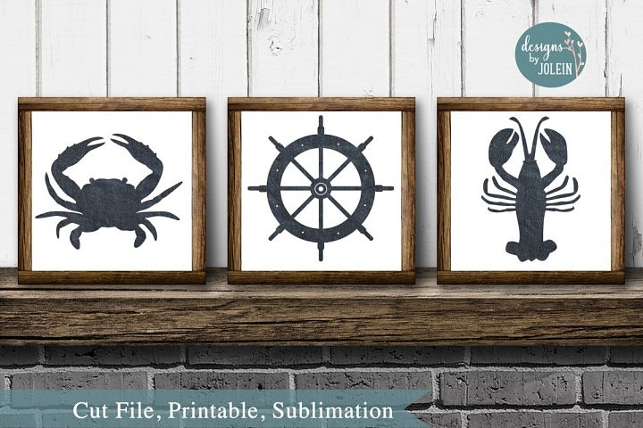 Nautical SVG, png, eps, dxf, sublimation
