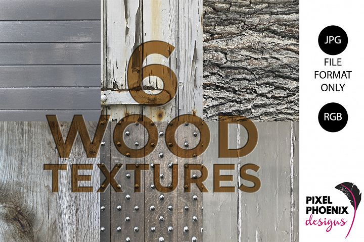 Texture Pack Wood
