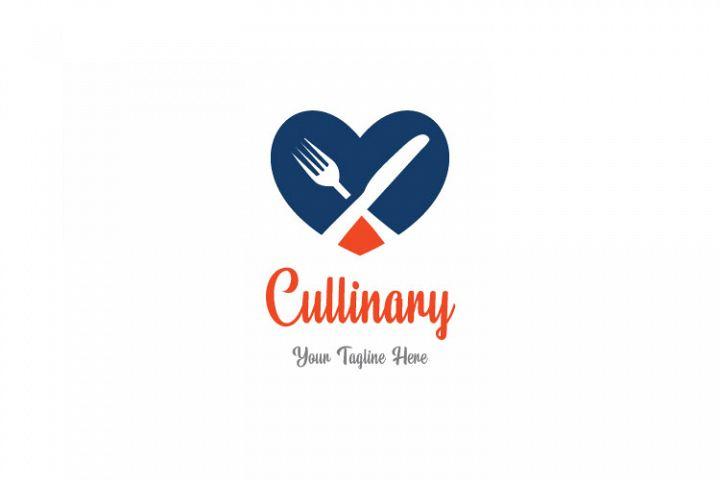 Culinary Arts, Restaurant Logo