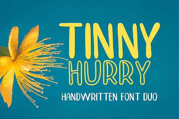 TINNY HURRY